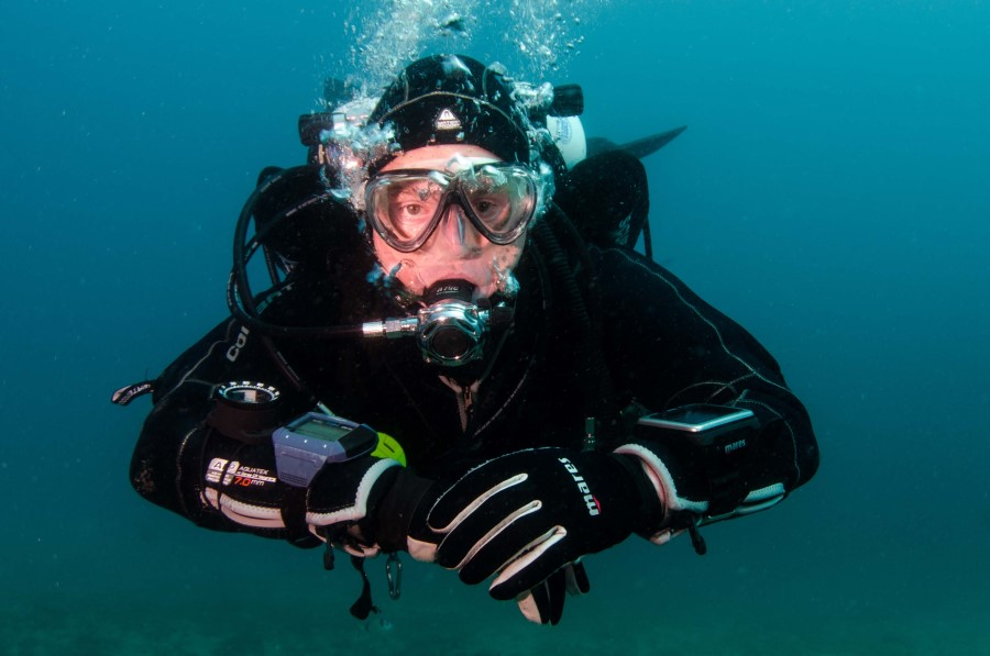 Self-Reliant Diver Specialty